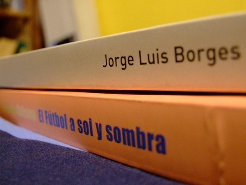Borges and Galeano in macro