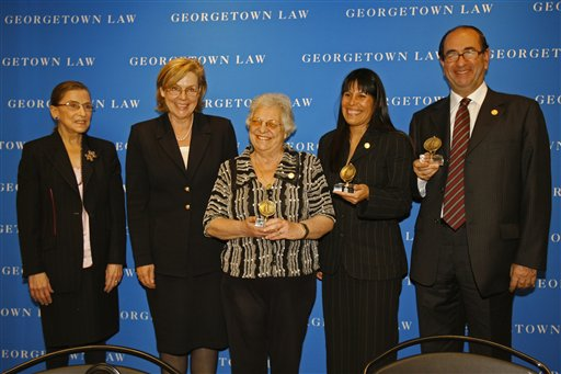 2007Gruber Justice Prize