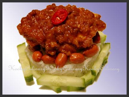 Brahim Satay Chicken