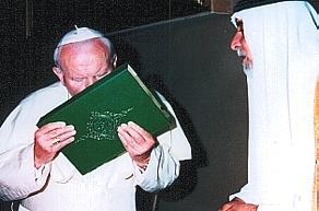 pape et coran