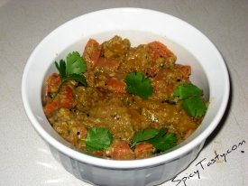 Mixed vegetable kootu/Mixed vegetable curry