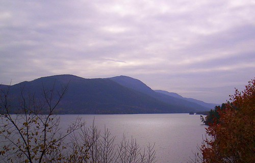 Lake George Looking East