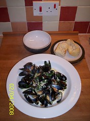 Mussels - done