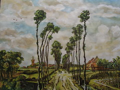 Meindert Hobbema's 'The Avenue at Middelharnis'. (davidezartz) Tags: road uk greatbritain blue trees houses red england sky people brown white black holland green london art netherlands dutch leaves amsterdam birds yellow clouds painting grey design nikon artist colours village view path 17thcentury centre picture nationalgallery roofs painter receding watercolour gouache avenue simple majestic distillery copy oldmaster accurate middelharnis technicolour e3100 southholland artisticexpression hobbema nikone3100 flickrsbest meindert totalphoto nikonstunninggallery anawesomeshot flickrenvy firsttheearth diamondclassphotographer flickrdiamond megashot ysplix dutchgoldenage naturephotoshp theunforgettablepictures theperfectphotographer goldstaraward theavenueatmiddelharnis meinderthobbema 16381709