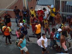 warten auf karneval