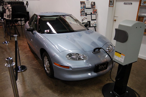 1996 GM EV1 Electric Vehicle 013 N