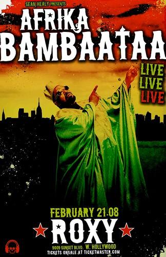 Afrika Bambaataa - 2/21
