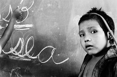 Escuela (mexadrian) Tags: school mexico nayarit mexican learning escuela teaching mexicano indigenas huichol huicholes pochotitan