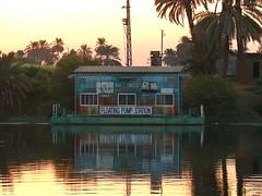 Floating Pump Station (Marco Di Fabio) Tags: river egypt nile egitto smörgåsbord pumpstation wonderfulplaces anawesomeshot lpfloating