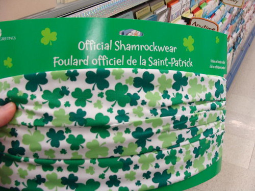 """Official Shamrockwear."""