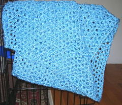 Ravelry: The Original Prayer Shawl - Crochet pattern by Rita Glod
