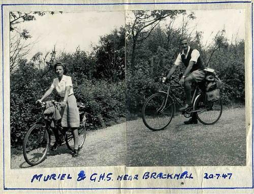 My Cycling Heritage - 1 by WestfieldWanderer