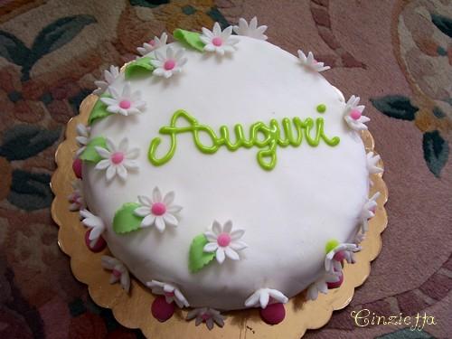 Torta Santina