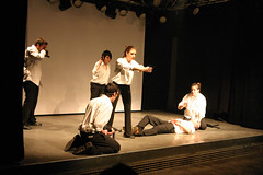 (Teatre) Tags: teatre pasoscatalans terrassa pedicaboegouosetirrumabo