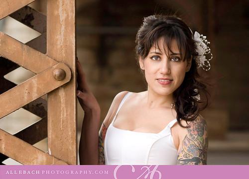 Tattooed Bride: Charmaine 3