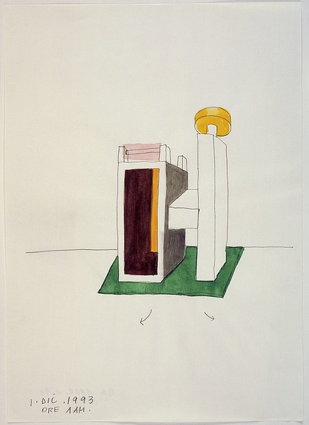 Meuble, 1993