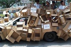 Boxes (patti_rose) Tags: houston artcarparade 2008artcarparade