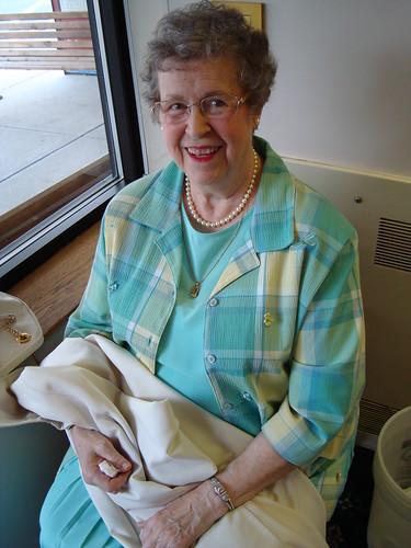 Grandma Sally Dopp