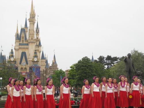 Ho'ike at Tokyo Disneyland