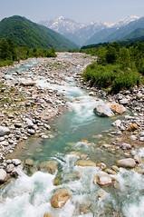 Hayatsuki River (digicacy) Tags: japan river landscape nikon toyama nikkor d300   1685  1685mm hayatsuki