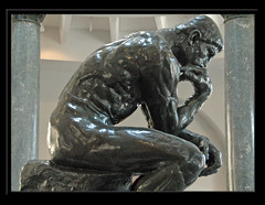 "Take a break to be a better ""Thinker"" (HansWobbe) Tags: sculpture thinker soe rodin thethinker frhwo elpasojoes frhwofavs detallessculpturalandaechitecturaltreasures yahoo:yourpictures=sculptures"