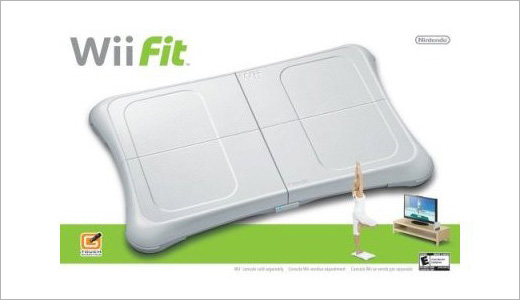 Wii Fit – My First Impressions