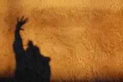 Exist (Francesca Diletta Sala #0) Tags: muro ombre mano cinta colori esistere esserci francescasala