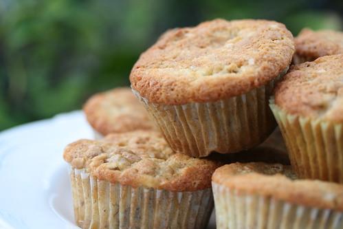 Banana Crunch Muffins (Barefoot Contessa)
