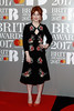 Alice Levine attends The BRIT Awards 2017 at The O2 Arena on February 22, 2017 in London, England. (Photo by John Phillips/Getty Images)