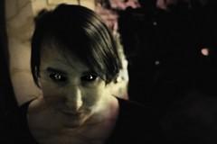 The Devil in me (One-Basic-Of-Art) Tags: devil evil horror creature kreatur monster demon fear angst spooky moody mood tot tod death dark darkness dunkelheit dunkel noir schwarz black eyes yeux augen finster finsterniss hungrif böse bad mal dumal