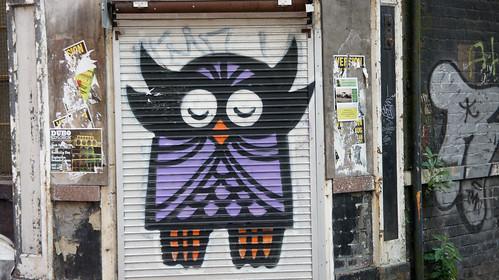Lower Garfield Street, Belfast - Street Art