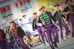 ~Soundsational - Chimney Sweepers~ (SDG-Pictures) Tags: california costumes canon fun dance dancing disneyland joy performance performing disney entertainment characters perform southerncalifornia orangecounty anaheim enjoyment themepark entertaining disneylandresort disneycharacters 6811 disneylandpark disneylandcharacters takenbystepheng soundsational mickeyssoundsationalparade june82011 soundsationalparade soundsationalcostumes soundsationalperformers soundsationalpictures