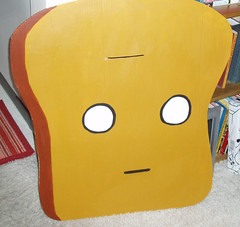 Mr Toast Costume - #9