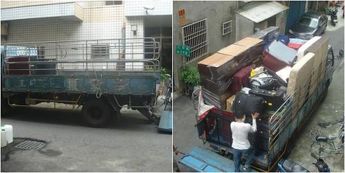 Loading Truck