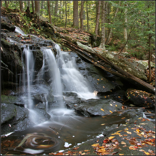 Tucker Brook Falls