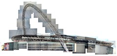 Wembley Arch (dan-ish) Tags: england london sport composite town mix mess many soccer mashup join danish messy civic stick metropolis wonky residential developed metropolitan hockney joiner lots mash settlement dma wembley fragment disjointed urbanised urbanized builtup dan0ish danmorrisadams morrisadams