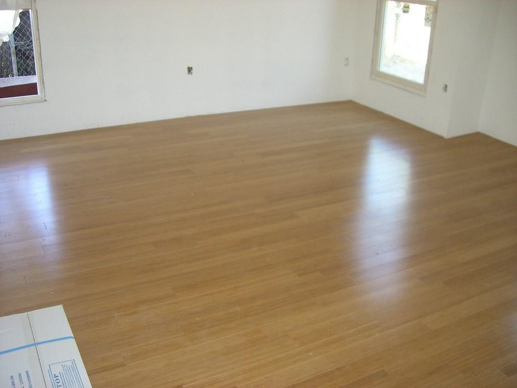 Bamboo Wood Floor