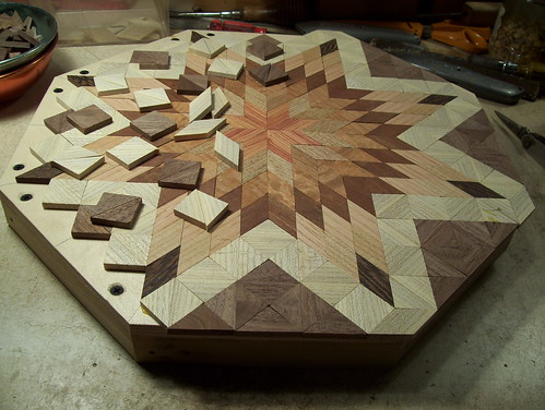 Making a Lazy Susan #34