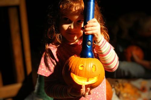 Emmi's Jack-o-lantern
