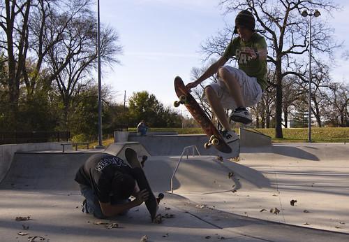 SkateBoarding 6