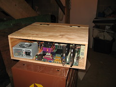 IMG_4878 (Legodude522) Tags: wood computer pc mod amd case 1100