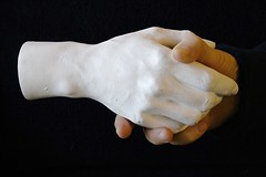 Shake! (zoom in tight) Tags: hands shake grip bodyparts ghostly