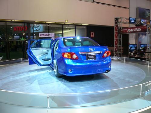 Фото Toyota corola 2007