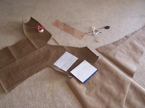han wrap pattern