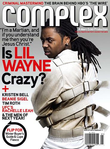 lil wayne complex magazine