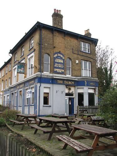 The Talbot pub