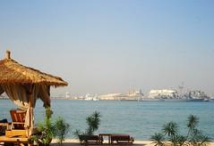 Sharq: a bit of beach