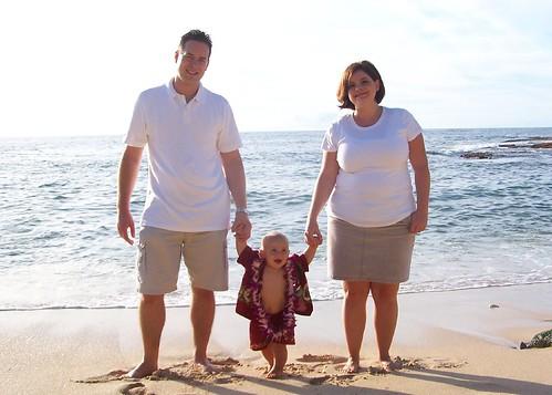 Bosko Family Dec. 2007