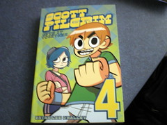 Scott Pilgrim 4: Woo!