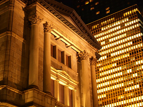 Bank of Japan 日本銀行